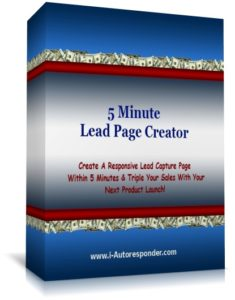 best free Lead page creator